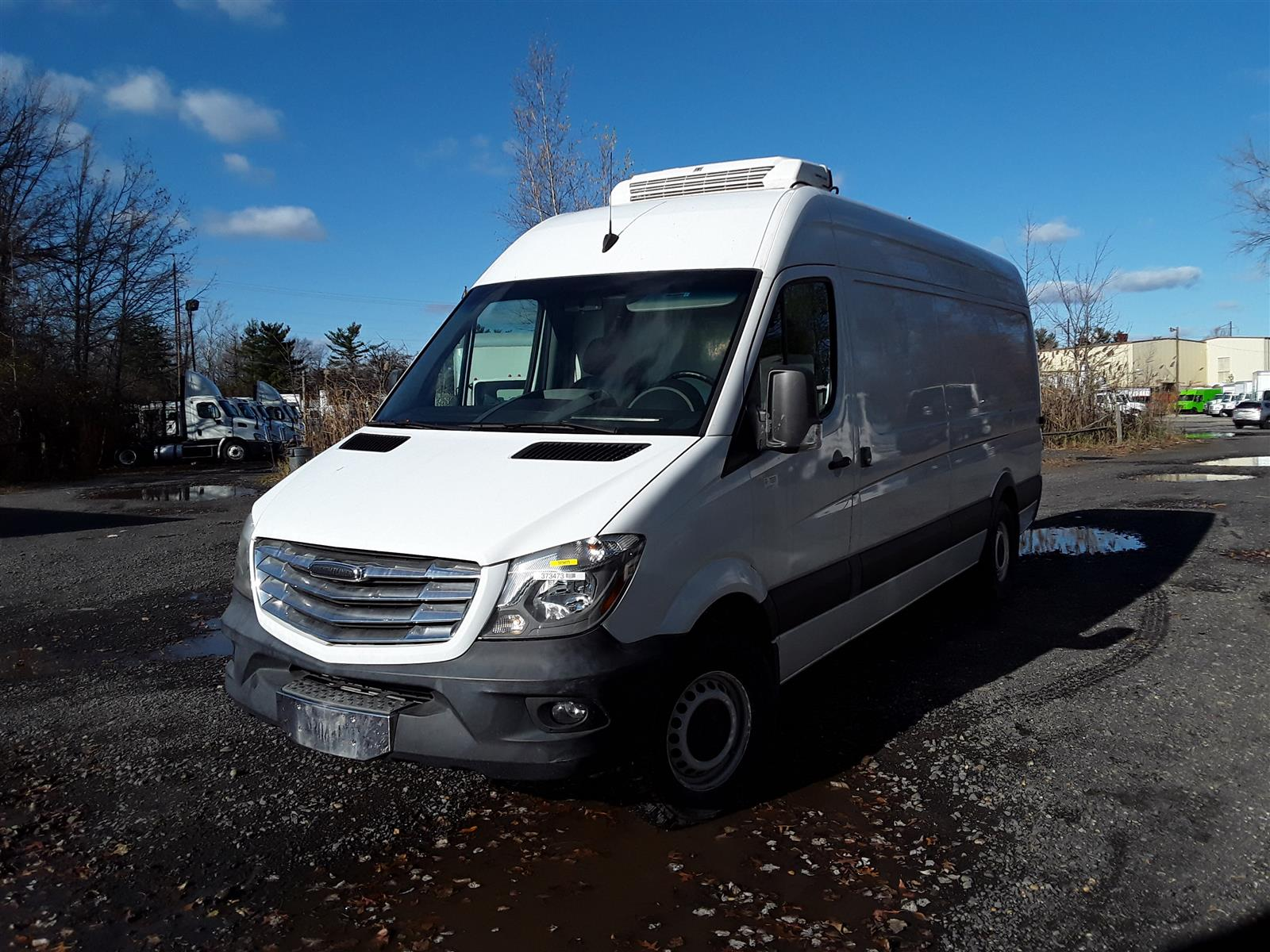 2014 Freightliner Sprinter 2500, Refrigerated Body #373473 - photo 1