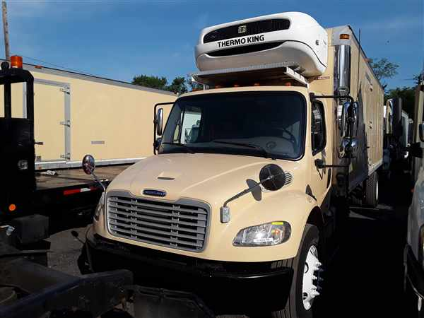 2012 Freightliner M2 106 4x2, Refrigerated Body #424349 - photo 1
