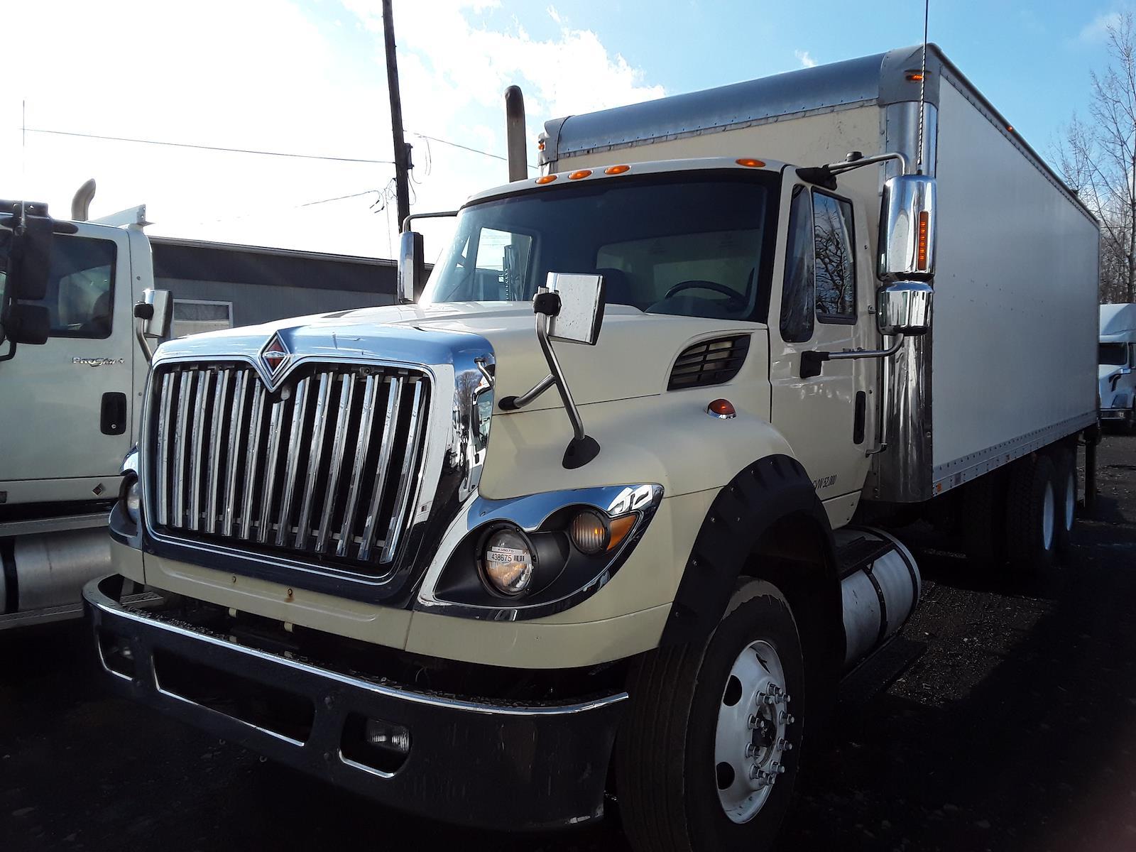 2012 International WorkStar 7600 6x4, Dry Freight #438675 - photo 1
