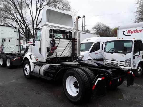2012 International TranStar 8600 4x2, Tractor #446765 - photo 1
