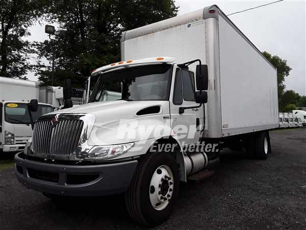2012 International Truck 4x2, Morgan Dry Freight #448050 - photo 1