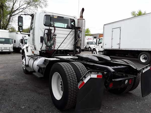 2012 International TranStar 8600 4x2, Tractor #451800 - photo 1
