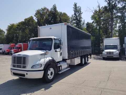 2013 Freightliner Truck 6x4, Dry Freight #464401 - photo 1