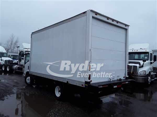 2012 Isuzu NPR 4x2, Morgan Dry Freight #472328 - photo 1