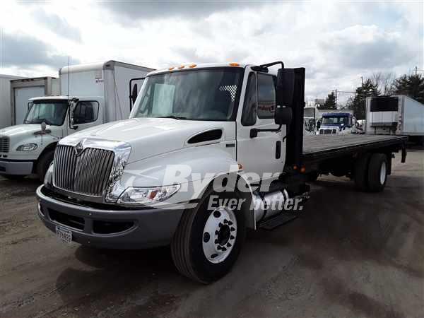 2013 International Truck 4x2, Platform Body #480771 - photo 1