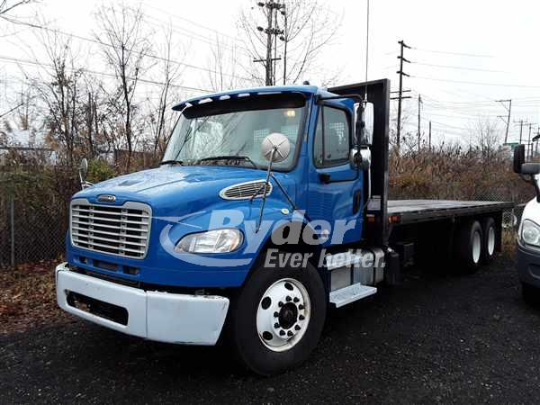 2013 Freightliner Truck 6x4, Platform Body #494960 - photo 1