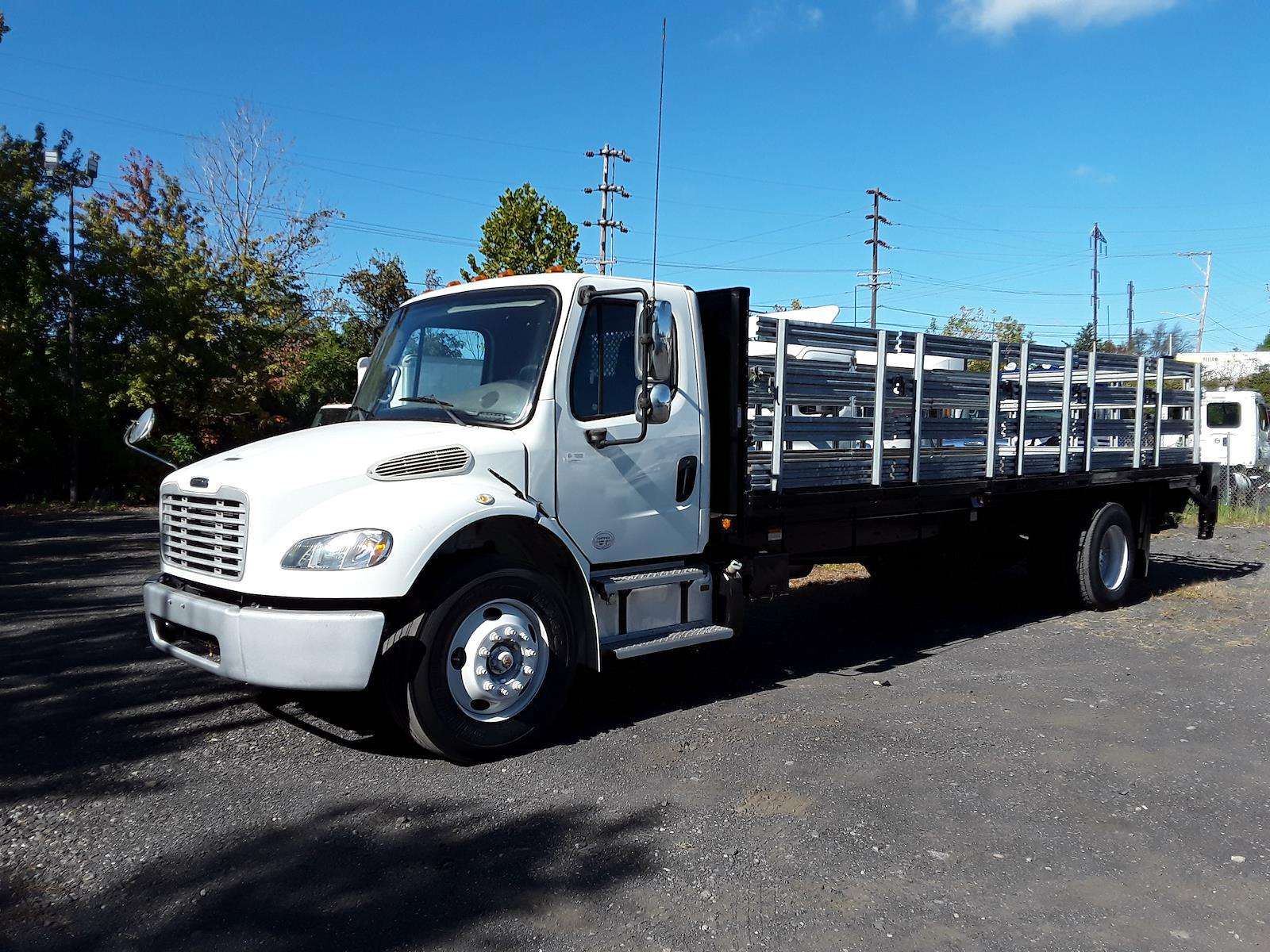 2013 Freightliner M2 106 4x2, Stake Bed #497879 - photo 1