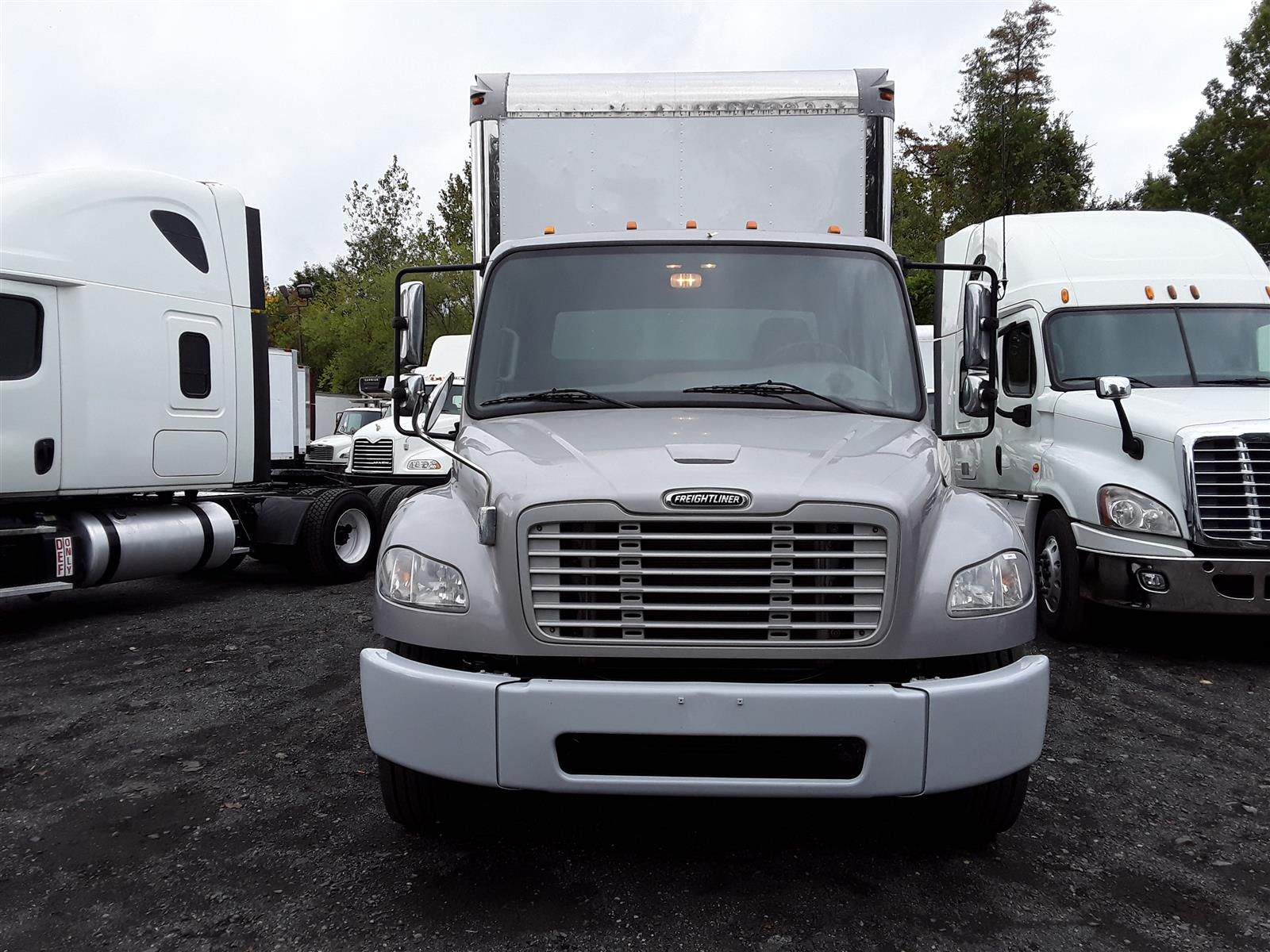 2014 Freightliner M2 106 4x2, Dry Freight #518076 - photo 1