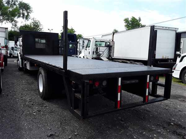 2014 Freightliner M2 106 4x2, Platform Body #518436 - photo 1
