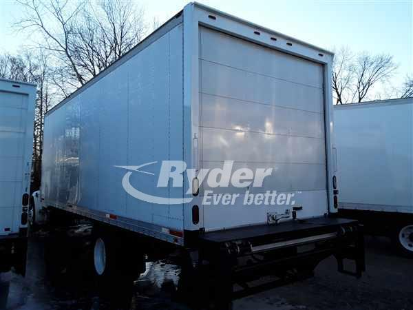 2014 Freightliner Truck 4x2, Morgan Dry Freight #520227 - photo 1