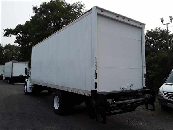 2014 Freightliner Truck 4x2, Morgan Dry Freight #524972 - photo 1