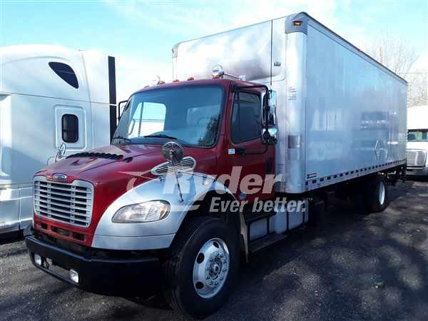 2014 Freightliner M2 106 4x2, Dry Freight #529837 - photo 1