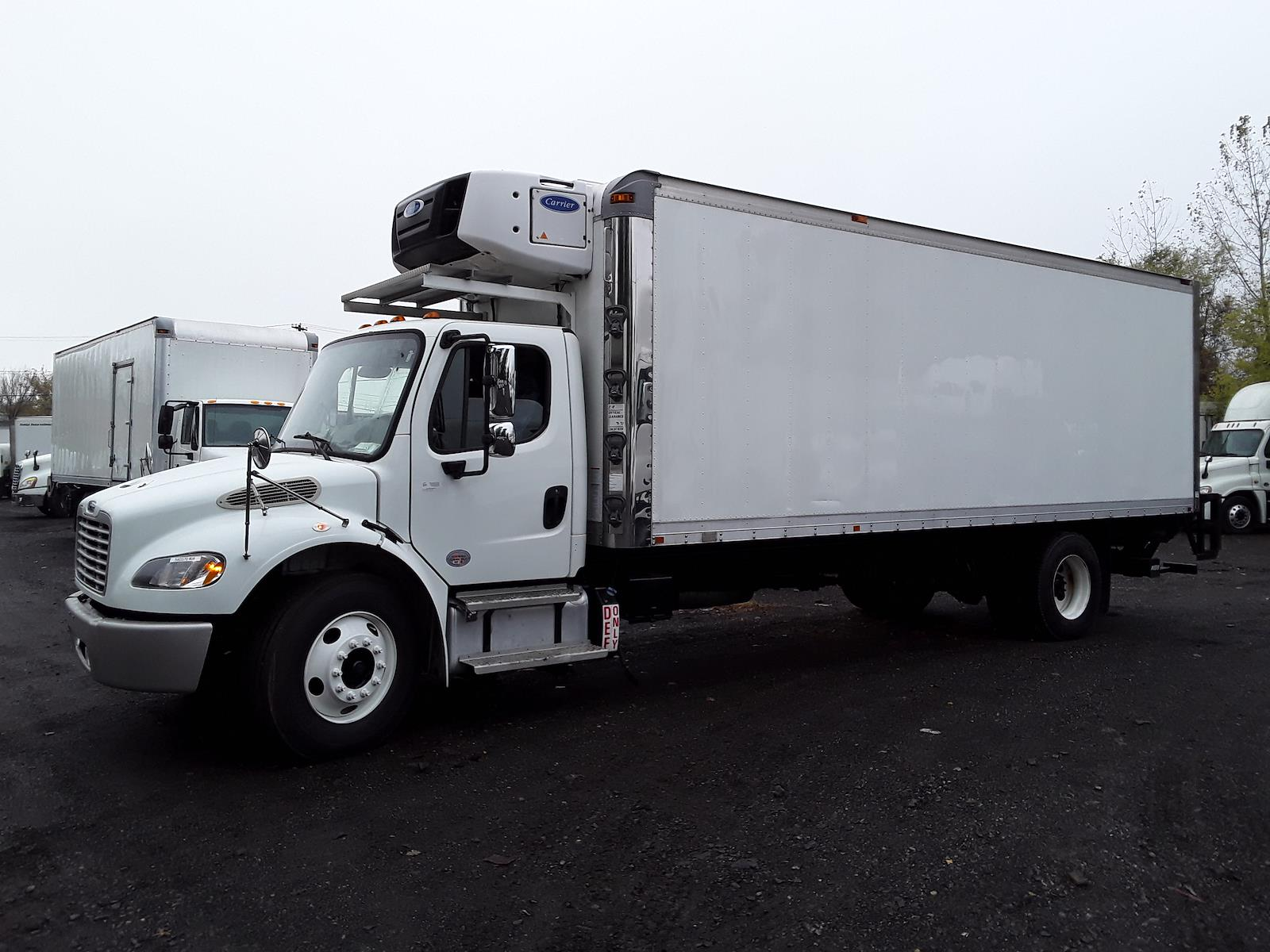 2014 Freightliner M2 106 4x2, Refrigerated Body #540370 - photo 1