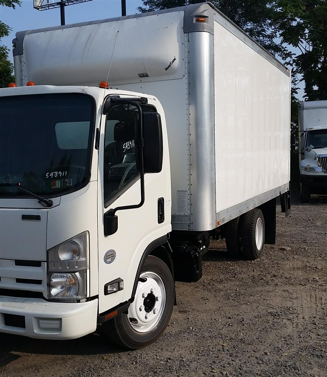 2014 Isuzu NQR 4x2, Dry Freight #543911 - photo 1