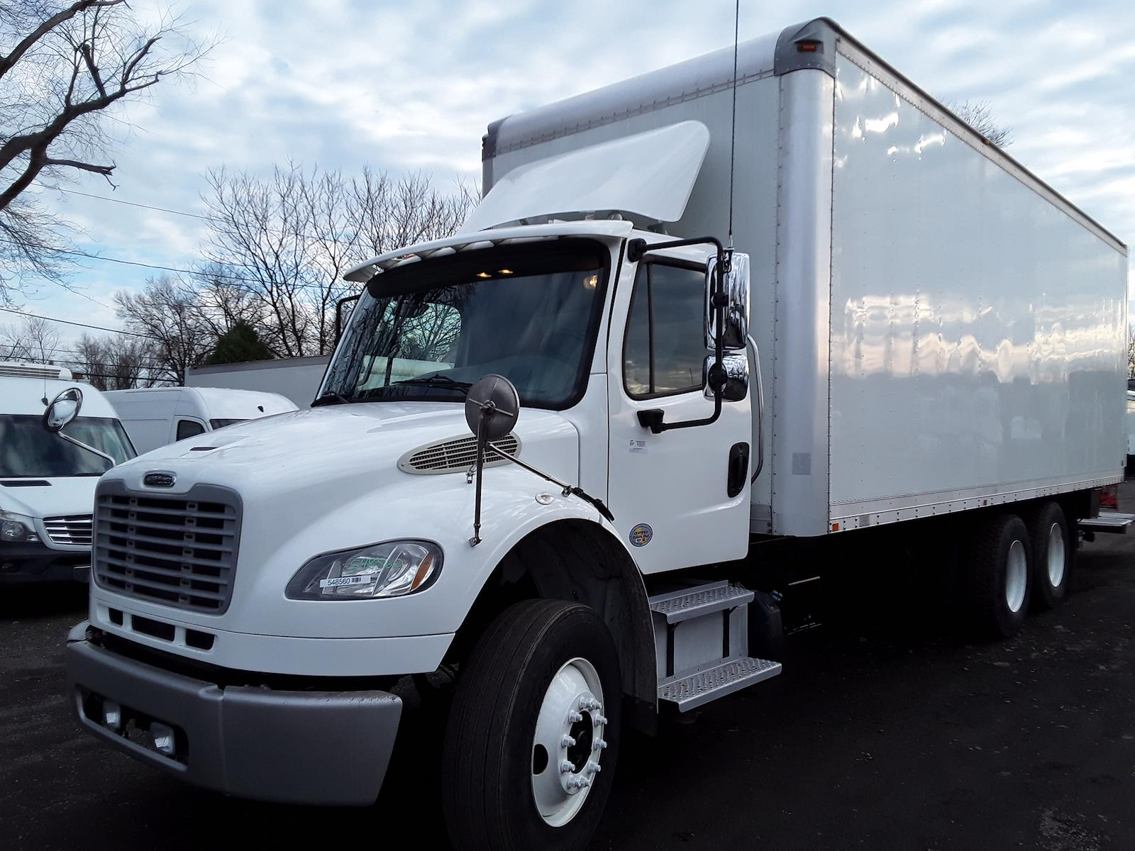 2014 Freightliner M2 106 6x4, Dry Freight #548560 - photo 1