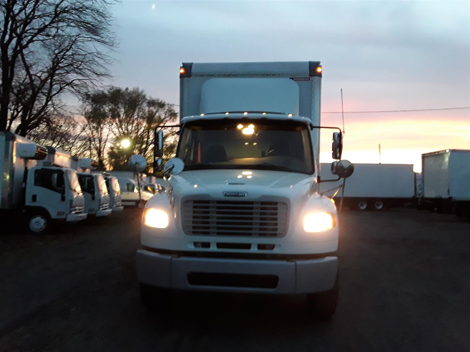 2014 Freightliner M2 106 6x4, Dry Freight #548935 - photo 5