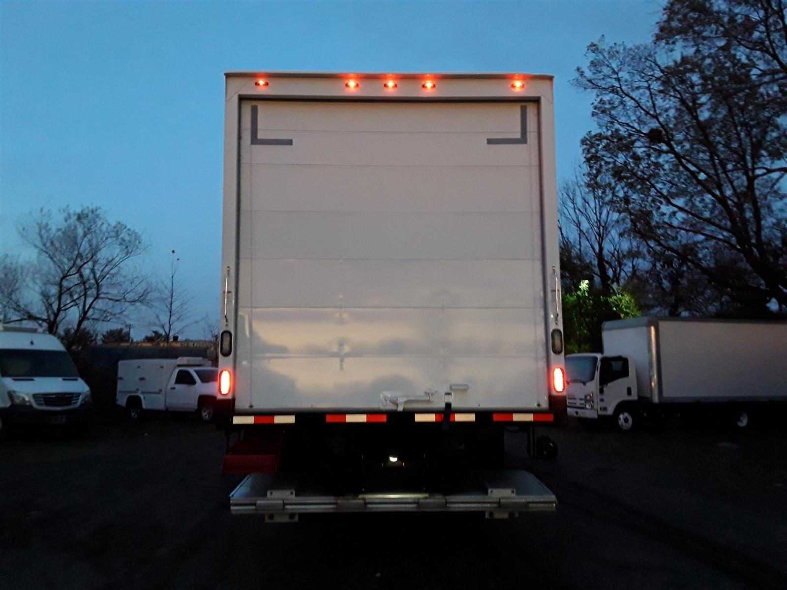 2014 Freightliner M2 106 6x4, Dry Freight #548935 - photo 6