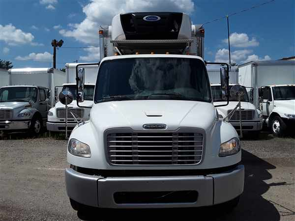 2015 Freightliner M2 106 4x2, Refrigerated Body #552320 - photo 1