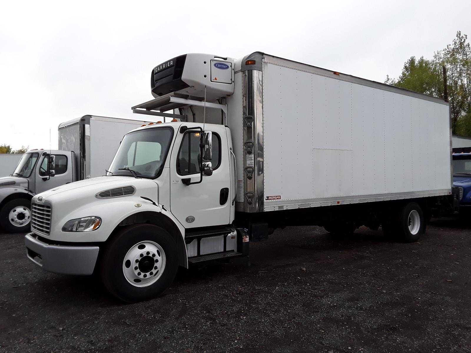 2014 Freightliner M2 106 4x2, Refrigerated Body #553125 - photo 1