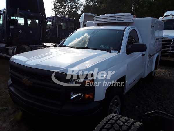 2015 Chevrolet Silverado 1500 Regular Cab 4x2, Refrigerated Body #653217 - photo 1