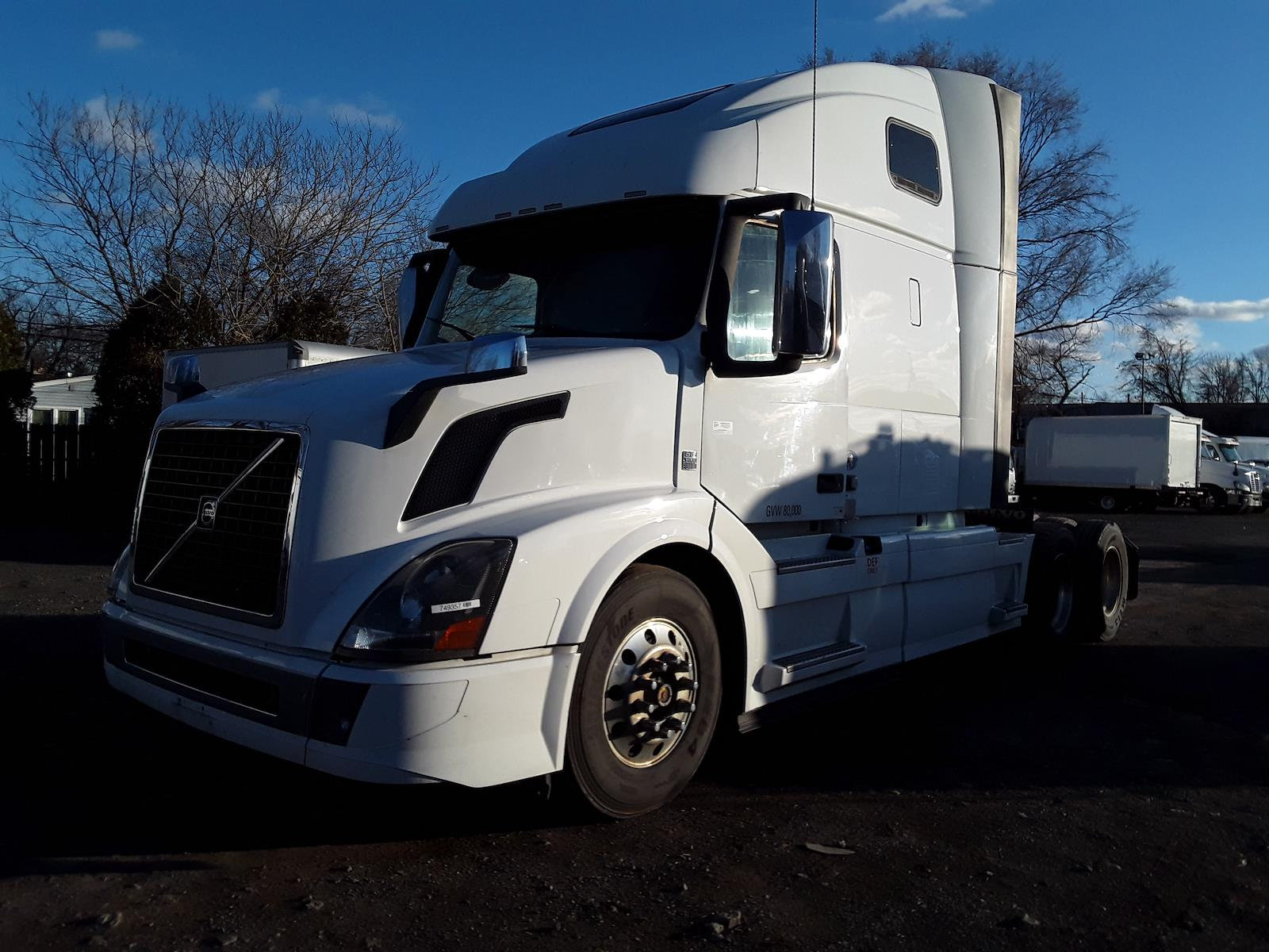 2018 Volvo VNL 6x4, Tractor #749357 - photo 1