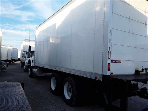 2013 International WorkStar 7600 6x4, Morgan Dry Freight #474956 - photo 1