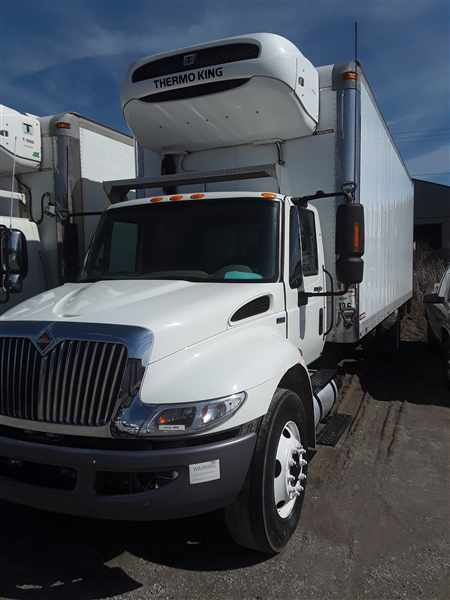 2013 International Truck 4x2, Refrigerated Body #494540 - photo 1