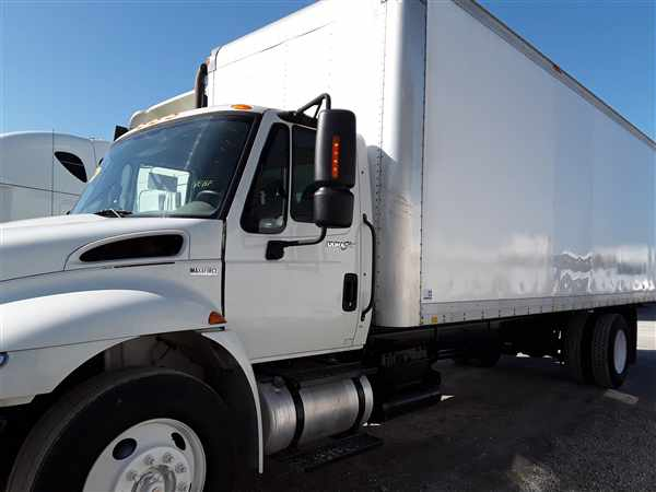 2014 International DuraStar 4300 4x2, Dry Freight #553326 - photo 1