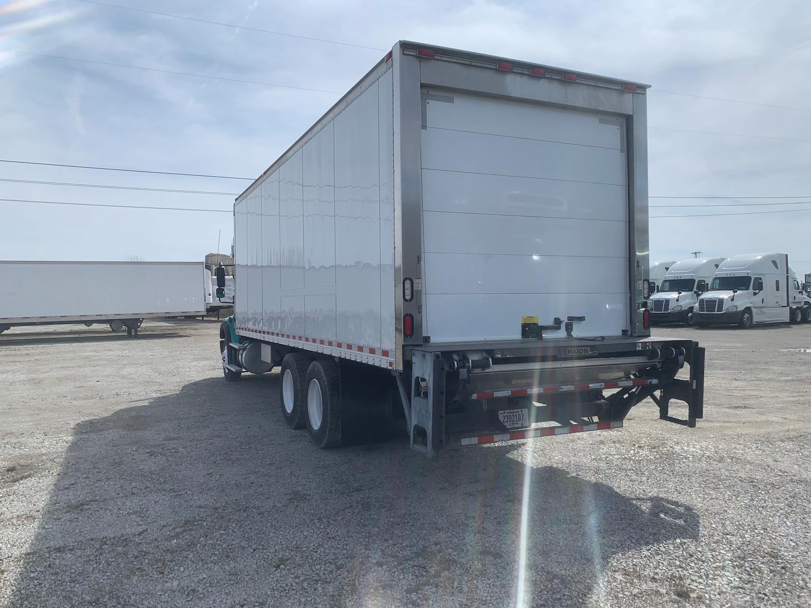 2016 Freightliner M2 112 6x4, Refrigerated Body #651172 - photo 1