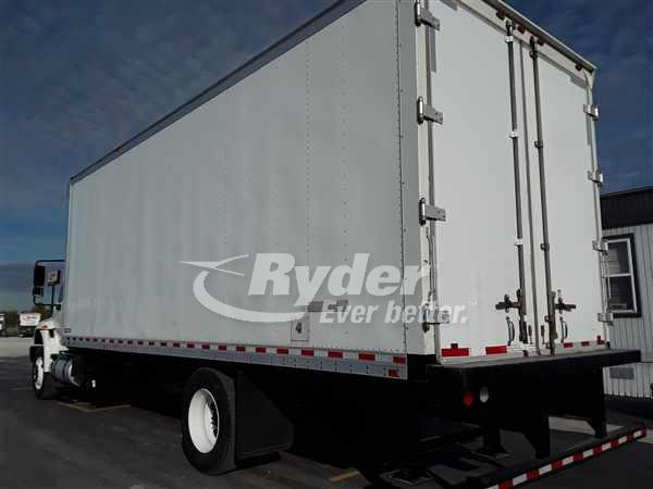 2016 International DuraStar 4300 4x2, Morgan Dry Freight #662529 - photo 1