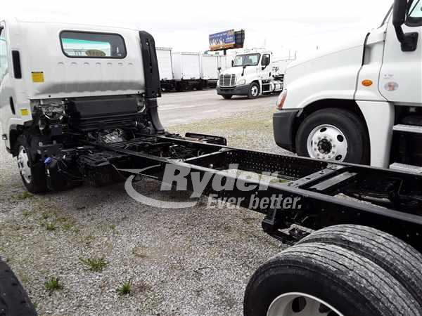 2017 Isuzu NRR Regular Cab 4x2, Cab Chassis #679555 - photo 1