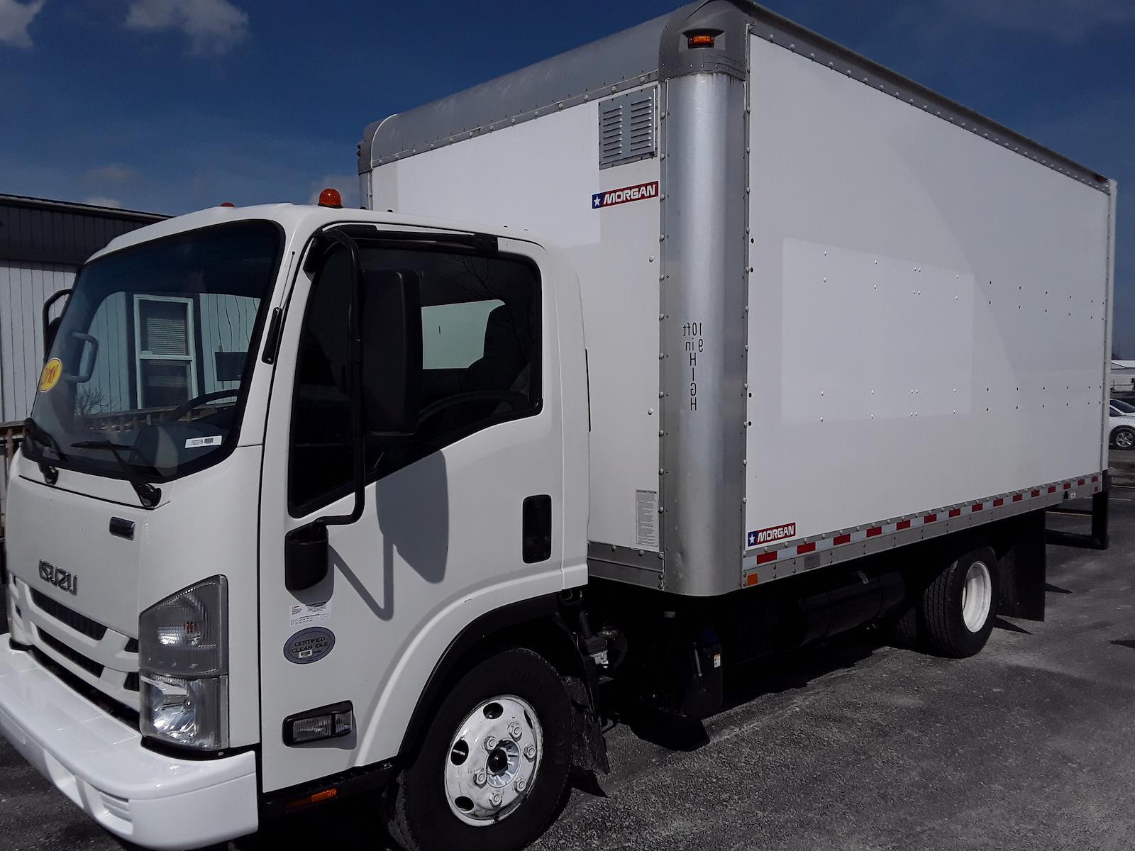 2018 Isuzu NPR-HD Regular Cab 4x2, Dry Freight #762278 - photo 1