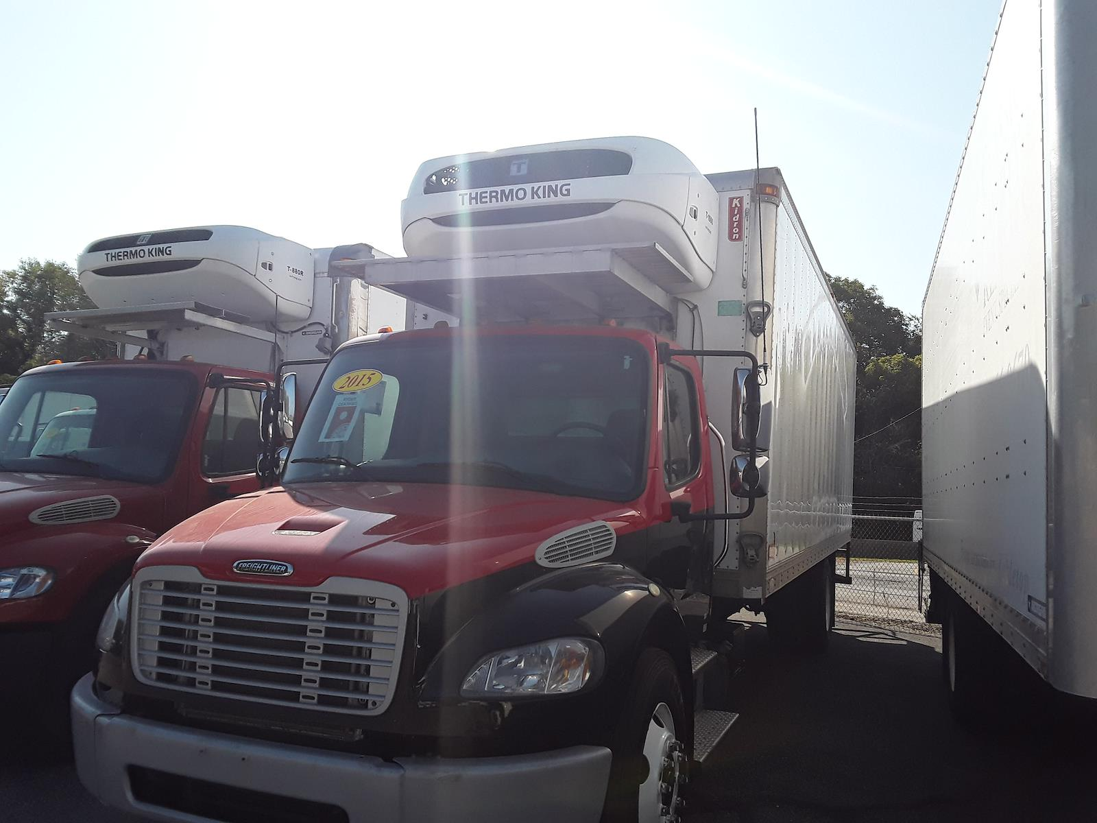 2015 Freightliner M2 106 4x2, Refrigerated Body #302109 - photo 1