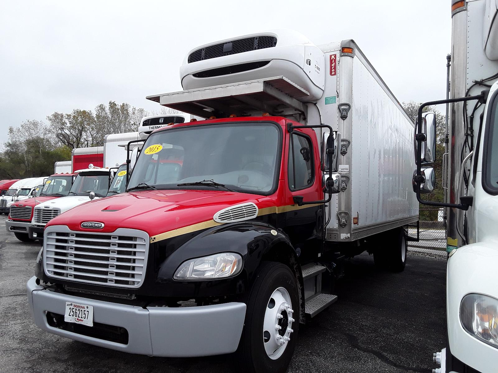 2015 Freightliner M2 106 4x2, Refrigerated Body #302111 - photo 1