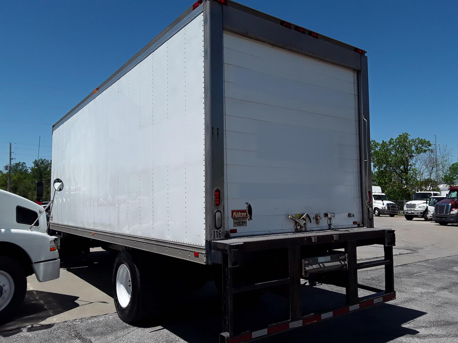 2015 Freightliner M2 106 4x2, Refrigerated Body #302116 - photo 1