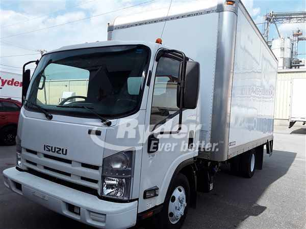 2012 Isuzu NPR 4x2, Morgan Dry Freight #472355 - photo 1