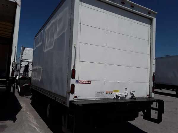 2012 Isuzu NPR 4x2, Dry Freight #483101 - photo 1