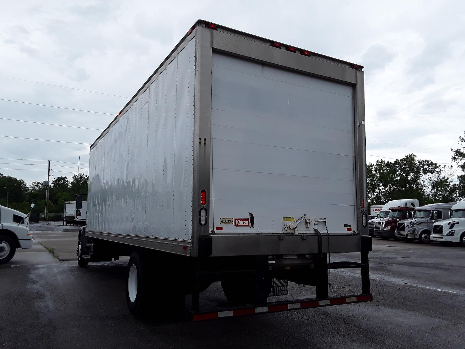 2016 Freightliner M2 106 4x2, Refrigerated Body #647313 - photo 1