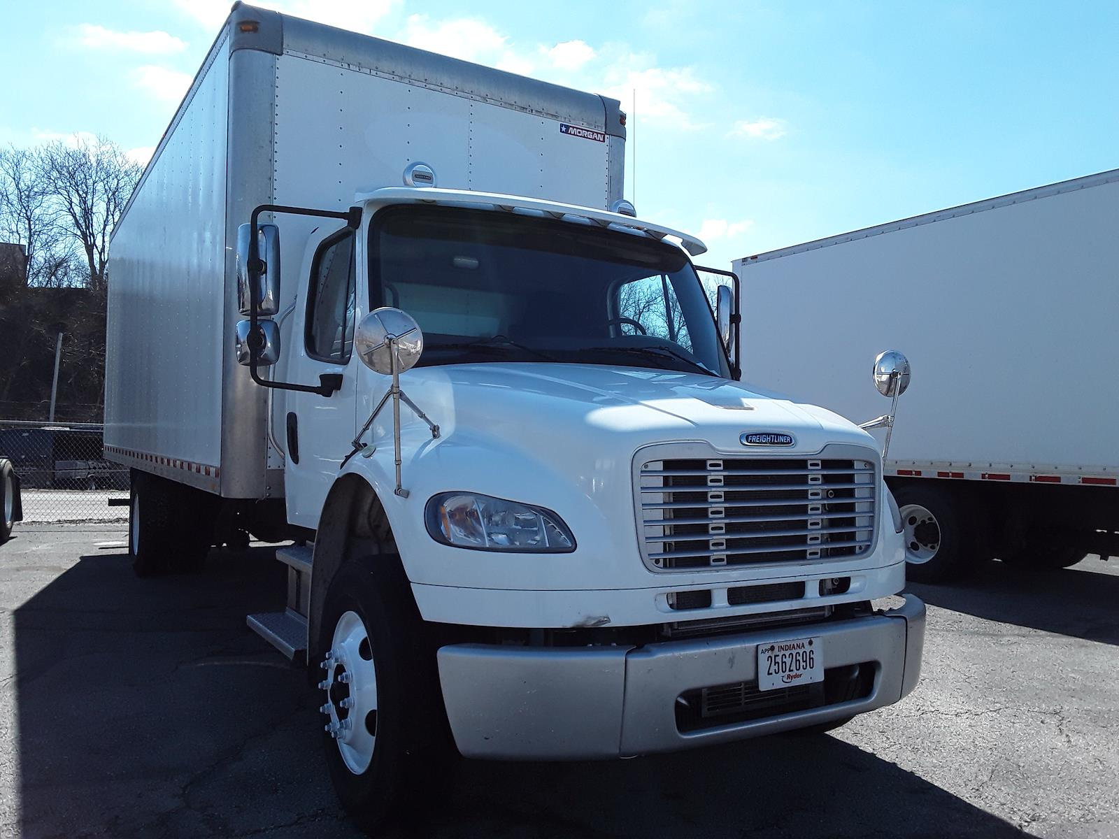 2016 Freightliner M2 106 4x2, Dry Freight #647874 - photo 1