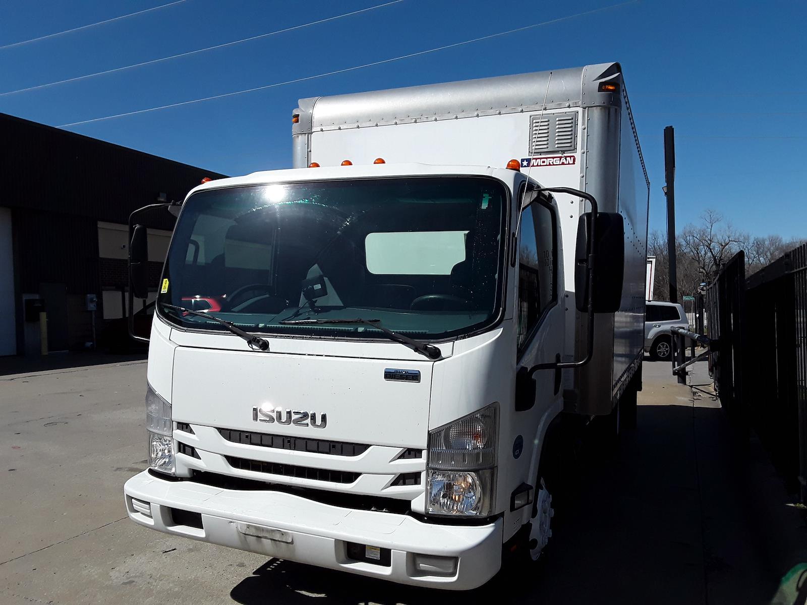 2017 Isuzu NPR-HD Regular Cab 4x2, Morgan Dry Freight #675094 - photo 1