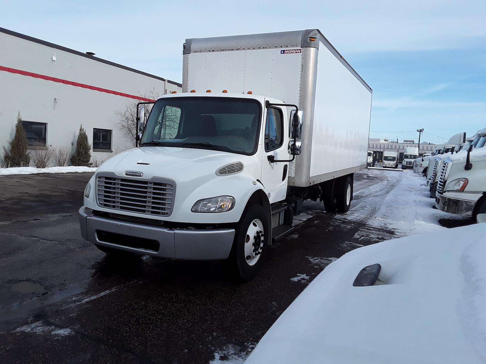 2015 Freightliner M2 106 4x2, Dry Freight #319639 - photo 1