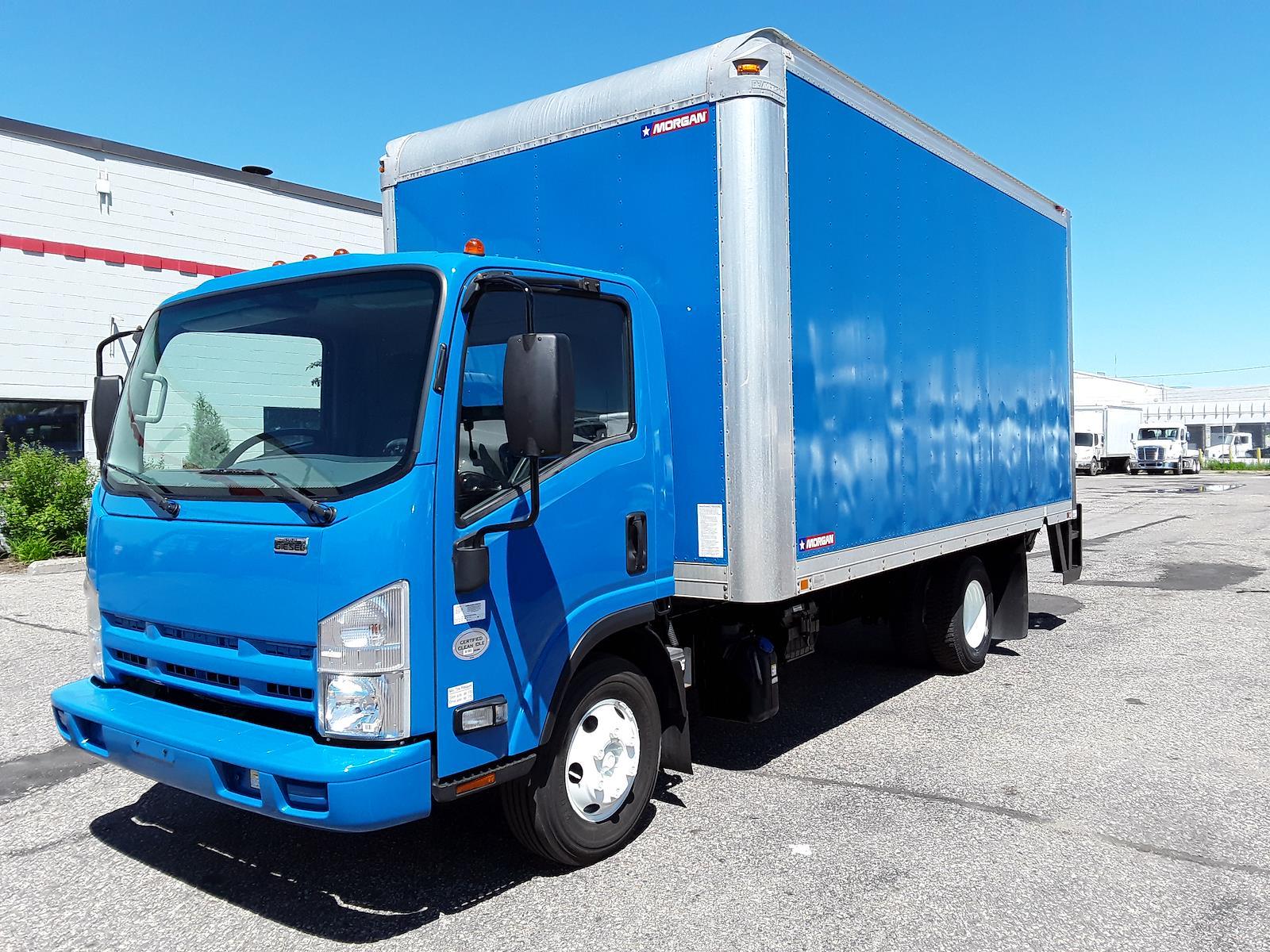 2015 Isuzu NPR-HD Regular Cab 4x2, Dry Freight #327143 - photo 1