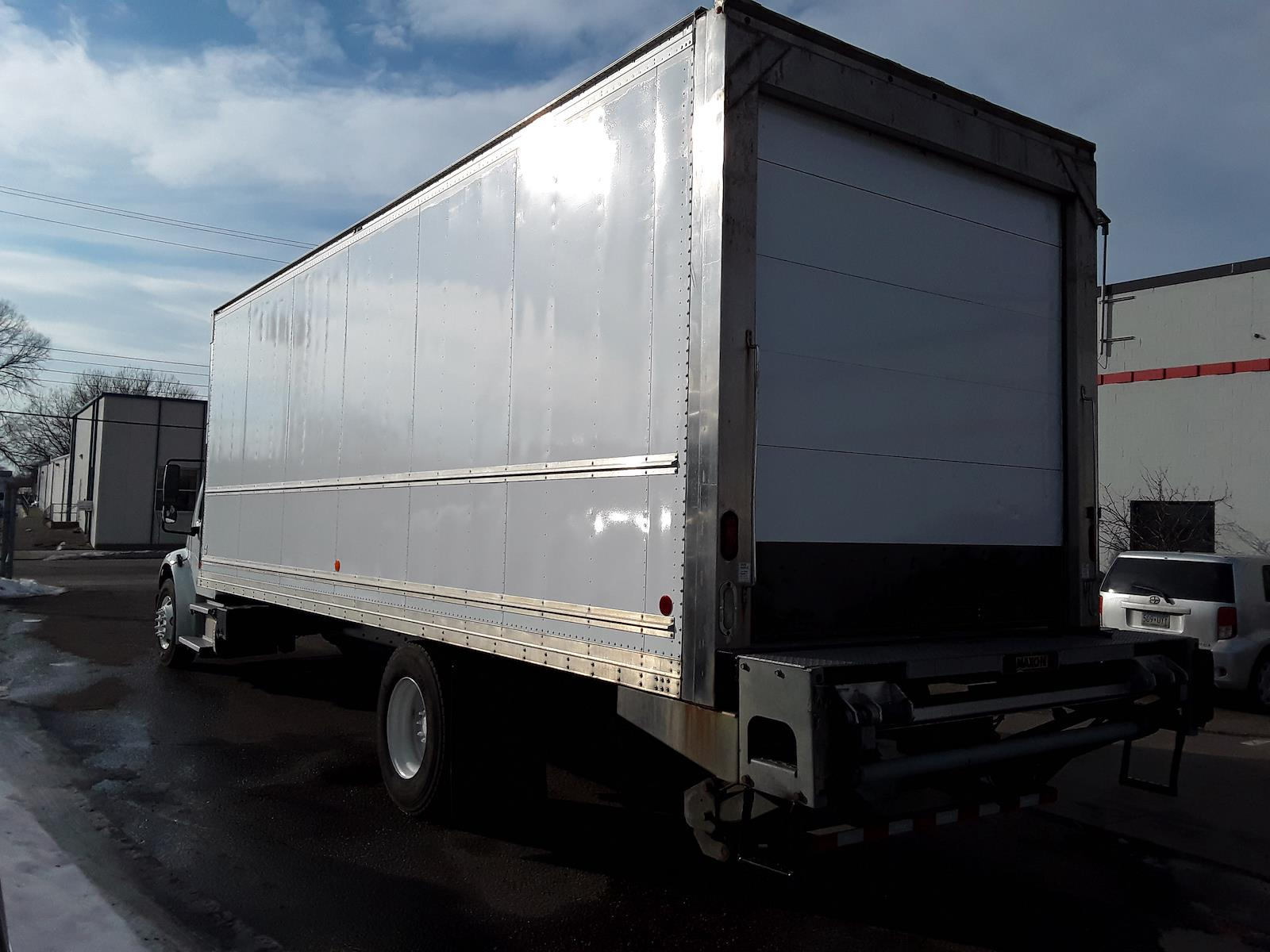 2015 Freightliner M2 106 4x2, Refrigerated Body #337770 - photo 1
