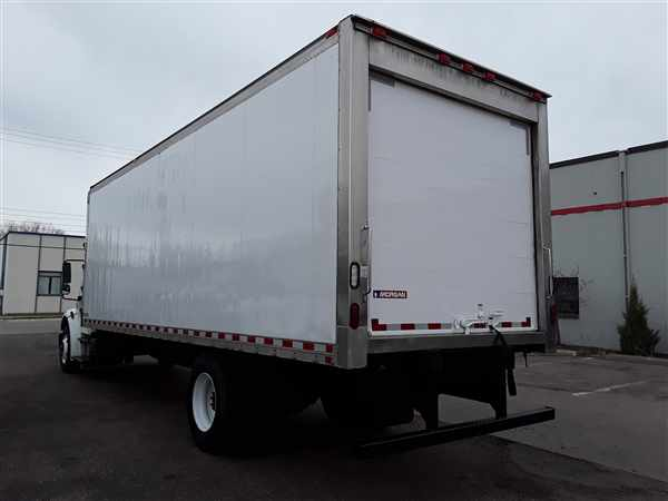 2016 Freightliner M2 106 4x2, Refrigerated Body #370135 - photo 1