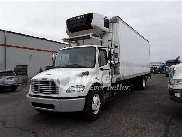 2014 Freightliner M2 106 4x2, Morgan Refrigerated Body #525014 - photo 1