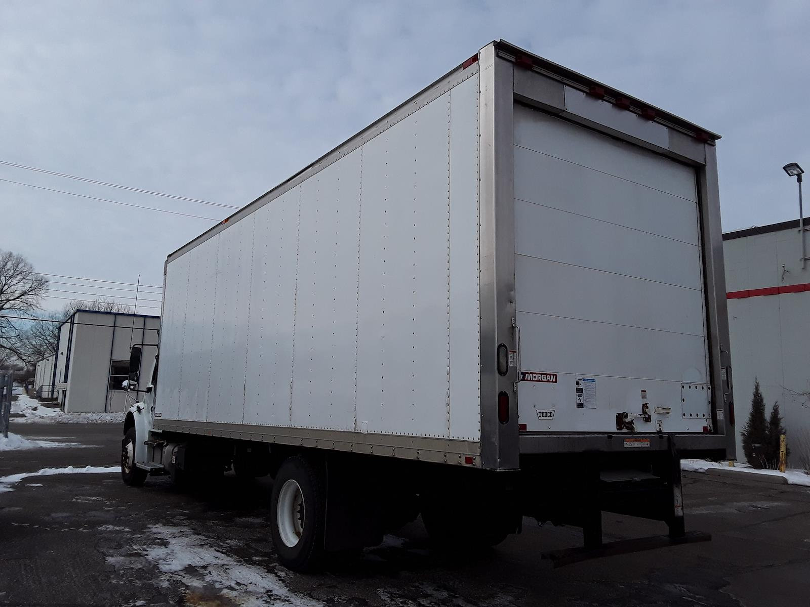 2014 Freightliner Truck 4x2, Refrigerated Body #543750 - photo 1