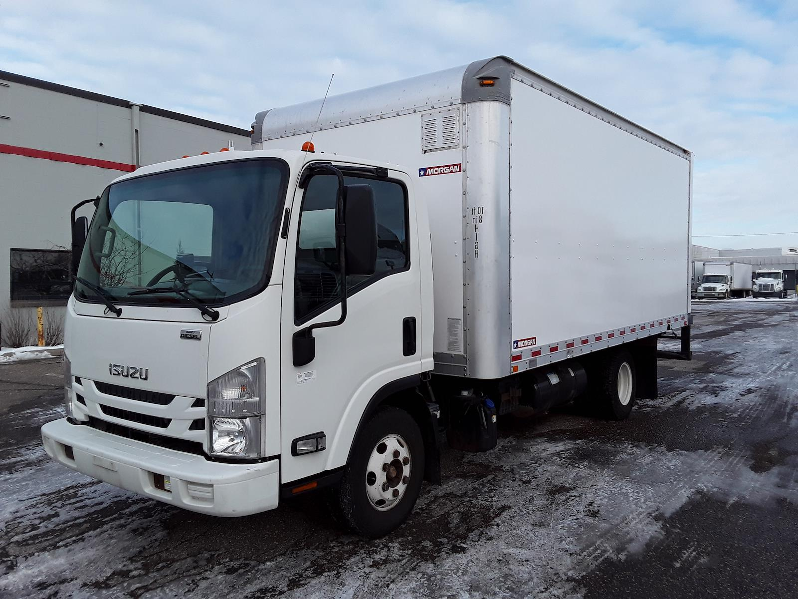 2016 Isuzu NPR Regular Cab 4x2, Dry Freight #683137 - photo 1