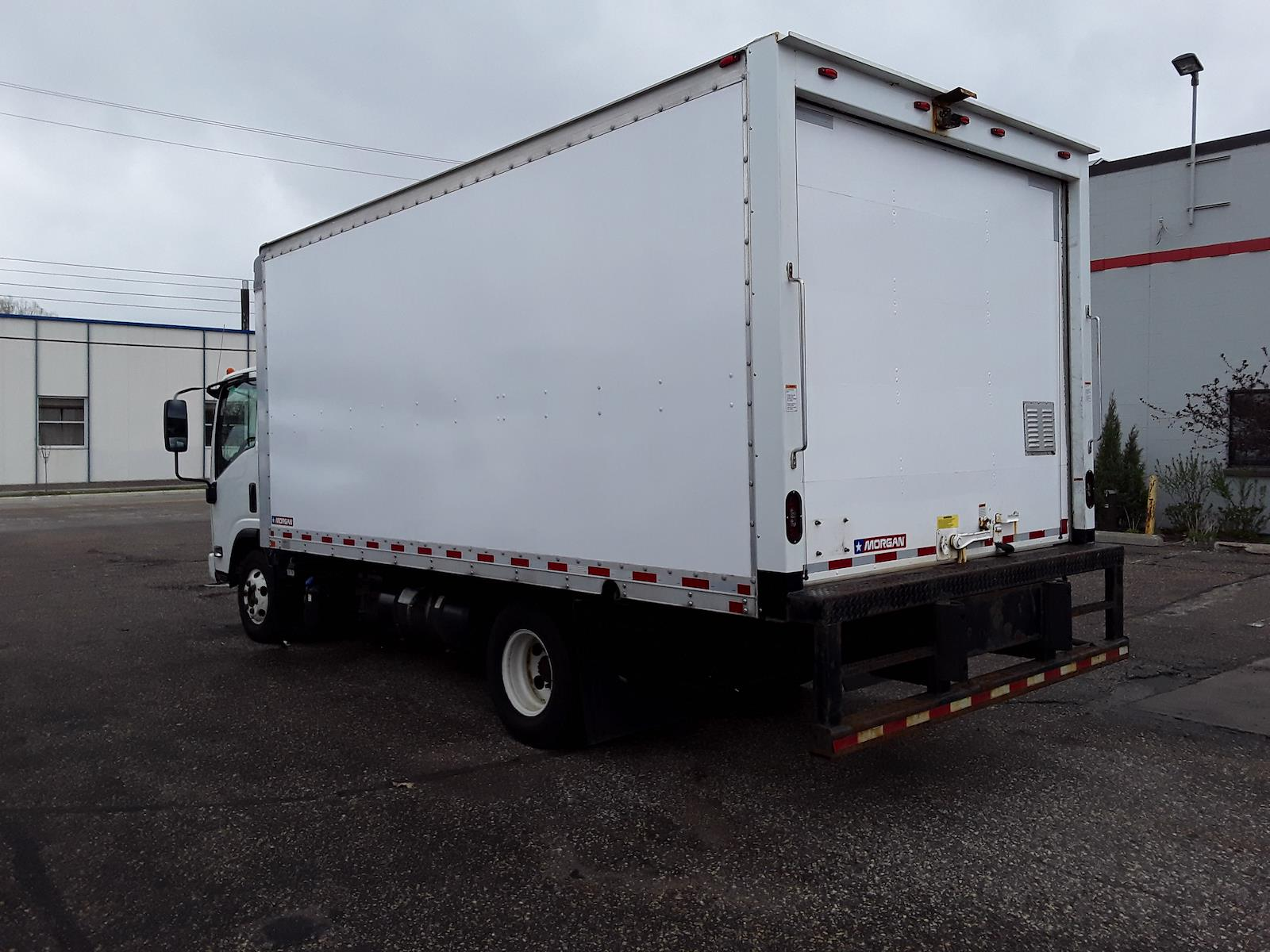 2016 Isuzu NPR Regular Cab 4x2, Dry Freight #744164 - photo 1