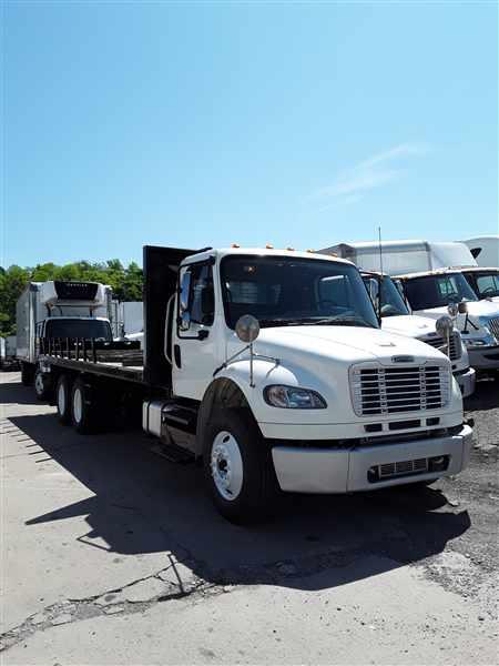 2013 Freightliner Truck 6x4, Platform Body #489886 - photo 1