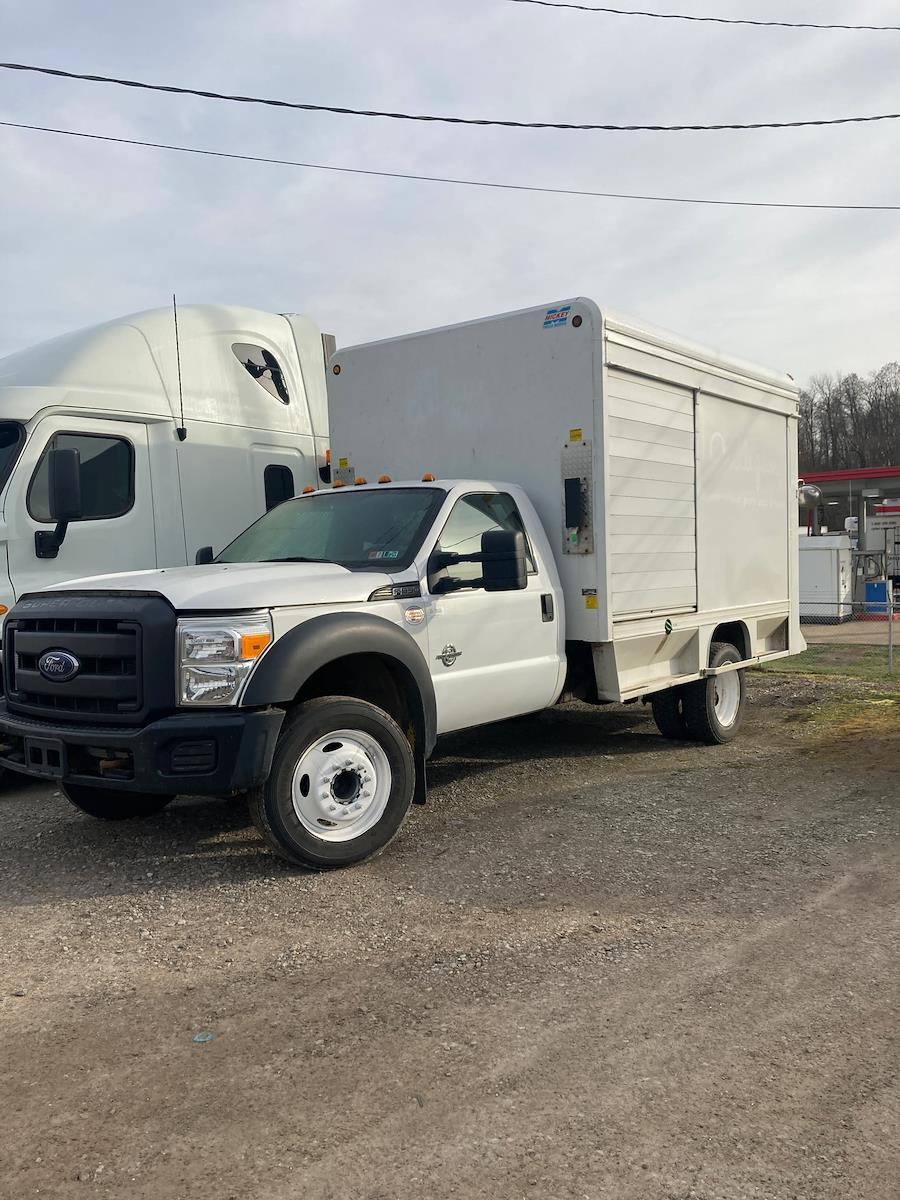 2013 Ford F-550 Regular Cab DRW 4x2, Dry Freight #534987 - photo 1